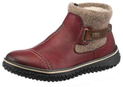 Napapijri »Dahlia Sneaker« Winterboots mit Fellimitat Besatz