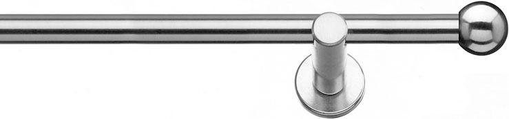 gardinenstange colombes indeko 20 mm 1 l ufig. Black Bedroom Furniture Sets. Home Design Ideas