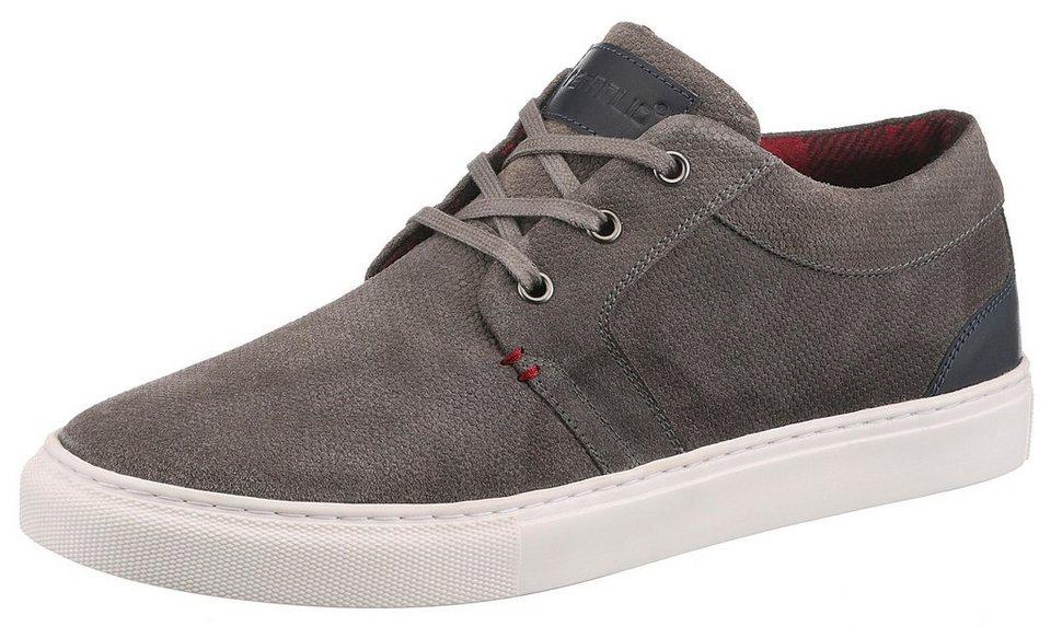 d652f70c3402d2 PETROLIO Sneaker mit Ziernähten online kaufen