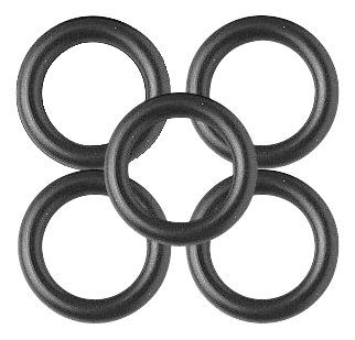 GARDENA Schlauchverbinder , O-Ring, 5 Stück