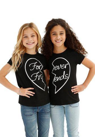 ARIZONA Marškinėliai »Forever Friends« (Rinkin...