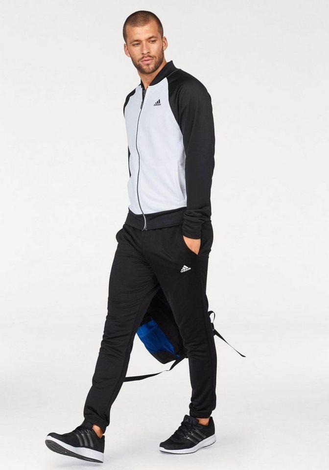 adidas Performance Trainingsanzug »PES COSY TS« (Set, 2 tlg) | Sportbekleidung > Sportanzüge > Trainingsanzüge | Weiß | adidas Performance