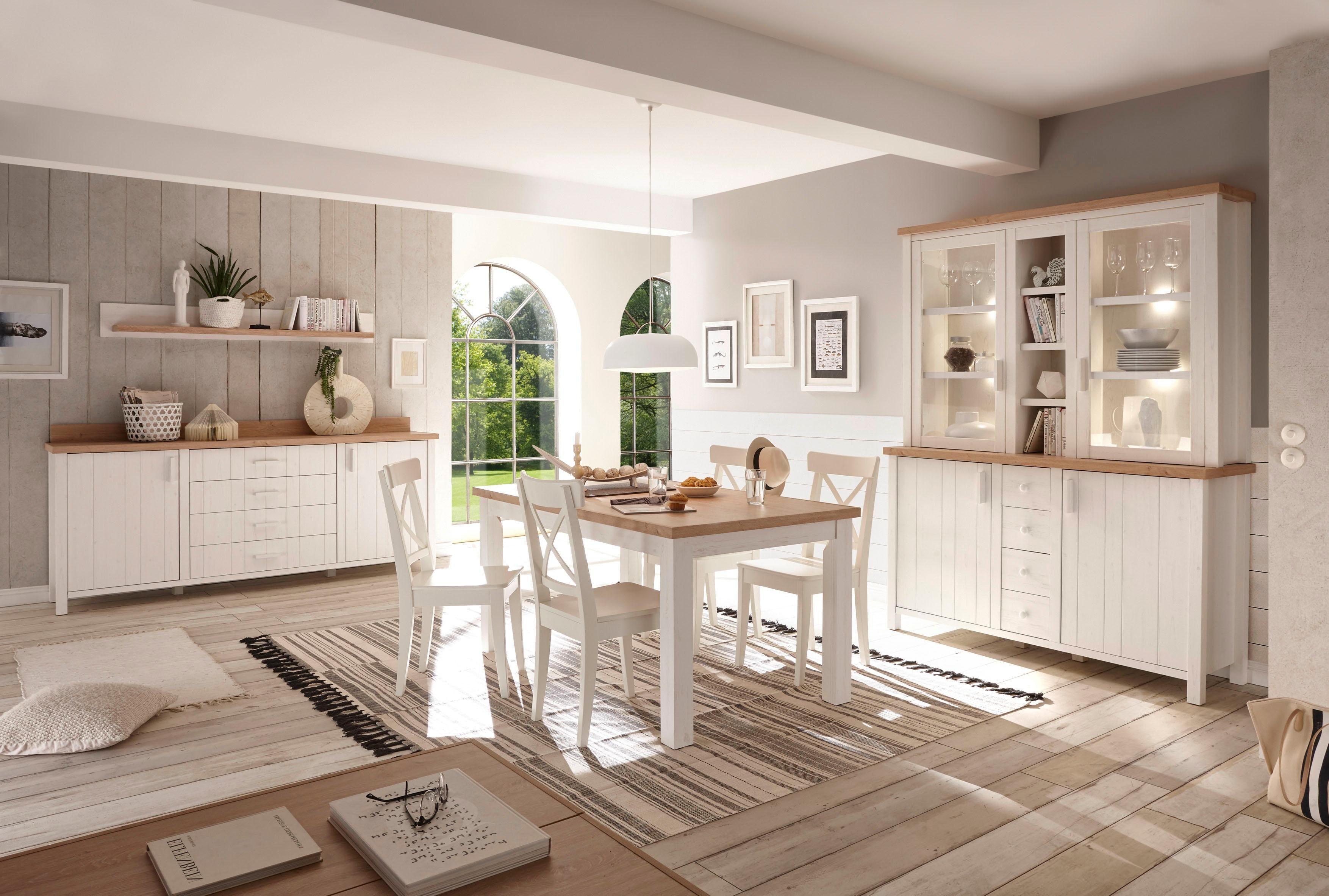 Home affaire Esstisch »Cottage«, Breite 160 cm