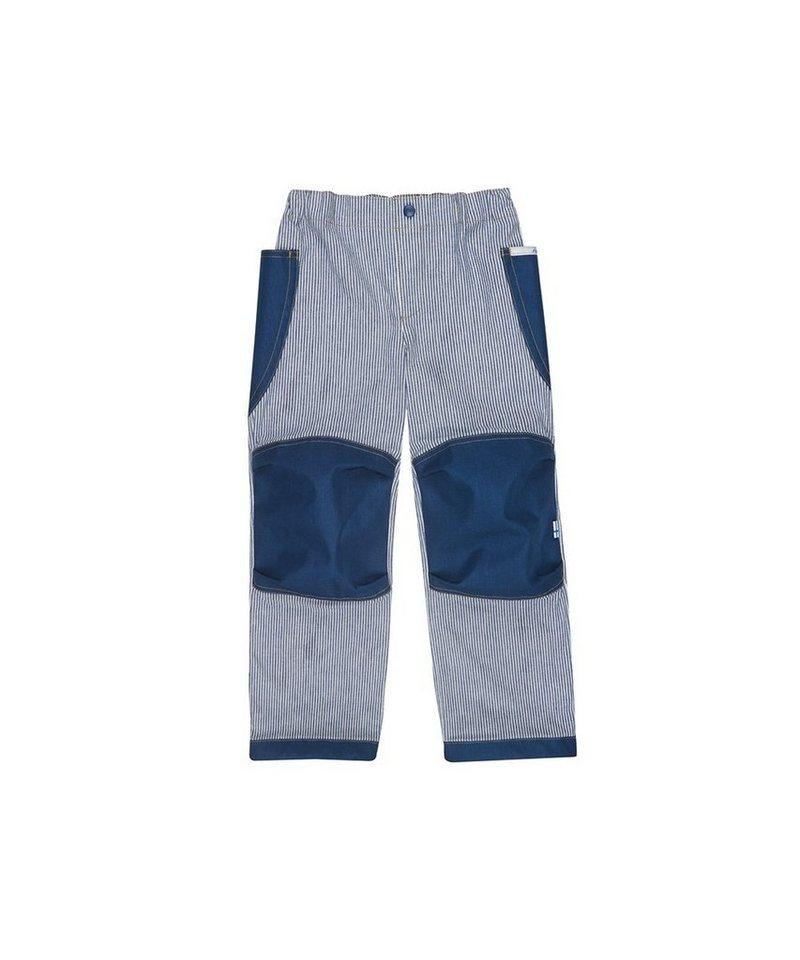 Finkid Jeanshose mit Knie-Besätzen »KUU«