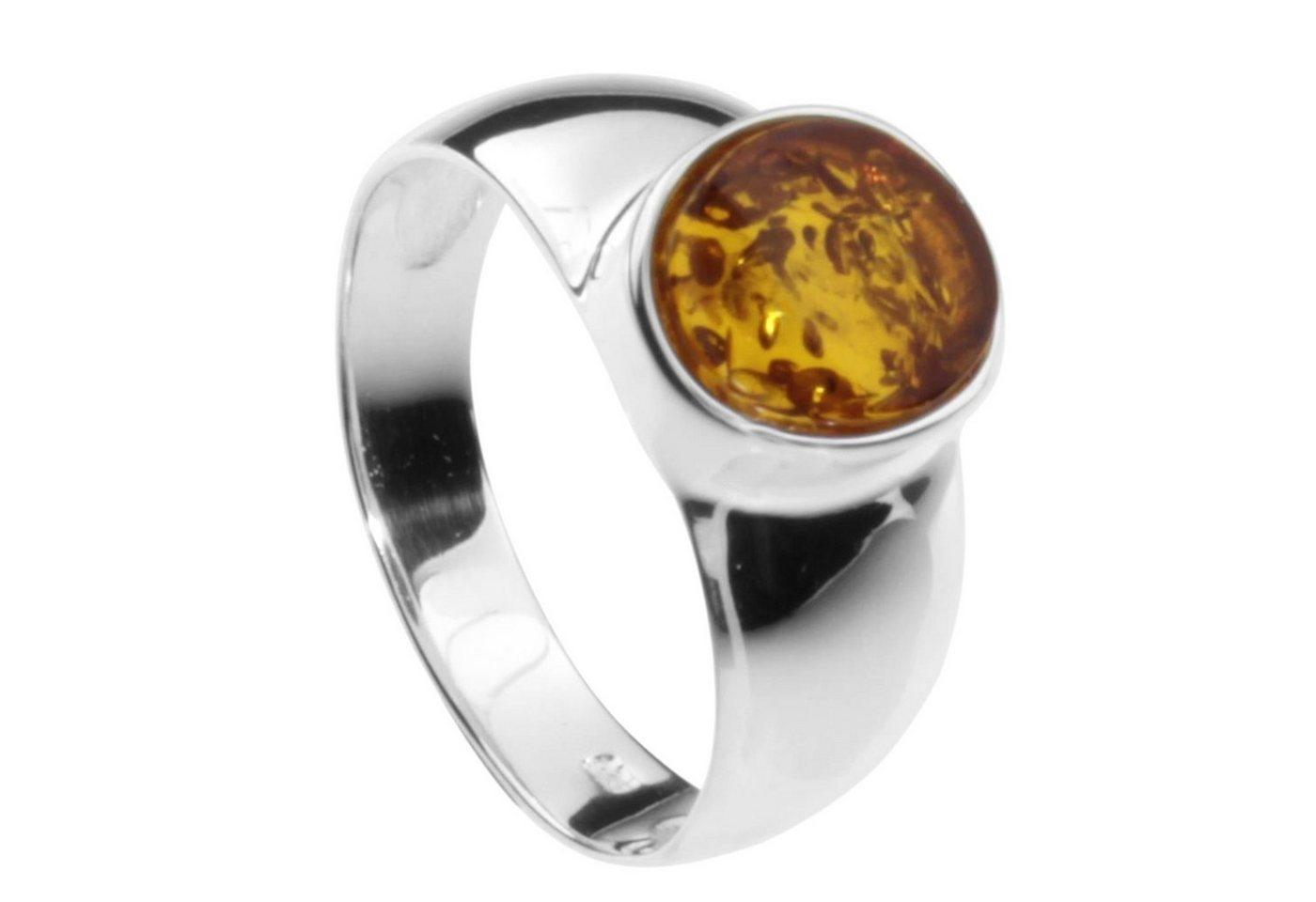 OSTSEE-SCHMUCK Fingerring »Aletta Silber 925/000 Bernstein« | Schmuck > Ringe > Fingerringe | OSTSEE-SCHMUCK