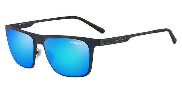 Arnette Herren Sonnenbrille »BACK SIDE AN3076«, blau, 703/25 - blau/blau