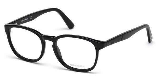Diesel Herren Brille » DL5270«, braun, 052 - braun