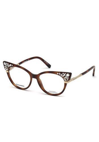 Damen Dsquared2 Damen Brille DQ5256  | 00664689941025