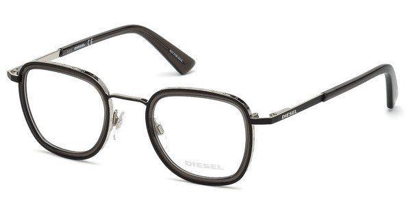 Diesel Herren Brille » DL5271«, braun, 050 - braun