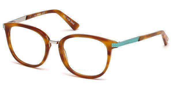 Diesel Damen Brille » DL5232«, schwarz, 001 - schwarz