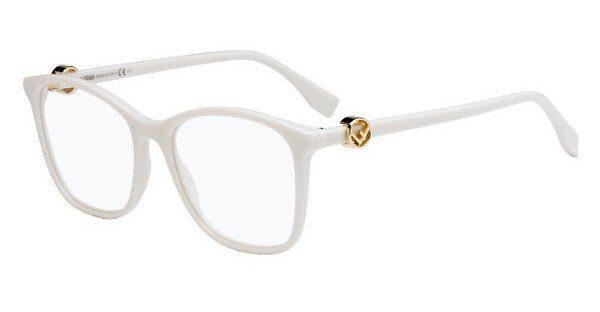 FENDI Fendi Damen Brille » FF 0300«, weiß, VK6 - weiß