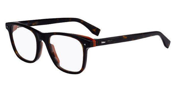 FENDI Fendi Herren Brille » FF M0020«, braun, 086 - braun