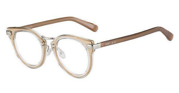 JIMMY CHOO Damen Brille »JC183«