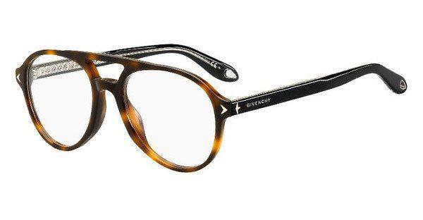 GIVENCHY Givenchy Brille » GV 0066«, braun, 086 - braun