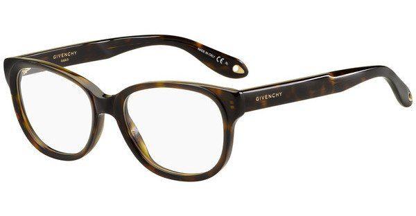 GIVENCHY Givenchy Damen Brille » GV 0061«, braun, 086 - braun