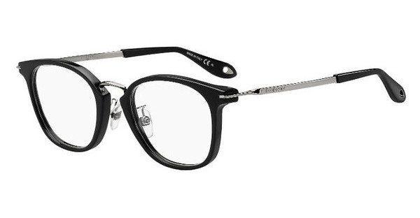 GIVENCHY Givenchy Damen Brille » GV 0063«, schwarz, 807 - schwarz