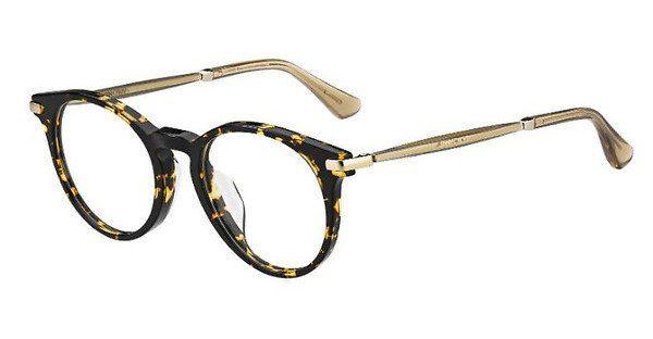 JIMMY CHOO Jimmy Choo Damen Brille » JC152«, lila, 1LP - lila