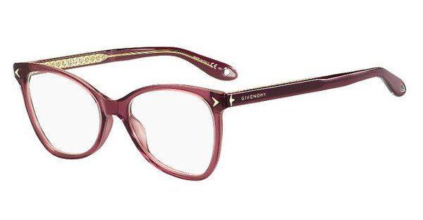 GIVENCHY Givenchy Damen Brille » GV 0080«, rot, LHF - rot