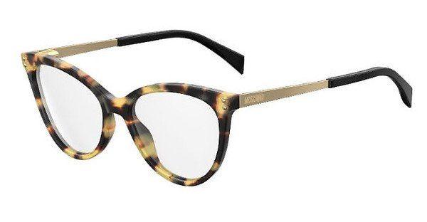 Moschino Damen Brille » MOS503«, gelb, SCL - gelb