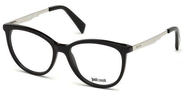 Just Cavalli Damen Brille » JC0795«, schwarz, 001 - schwarz