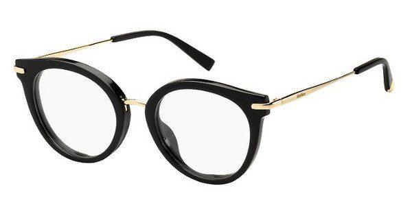 Max Mara Damen Brille » MM 1319«, schwarz, 2M2 - schwarz