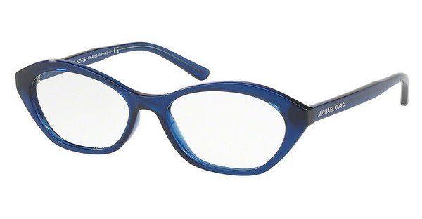 MICHAEL KORS Michael Kors Damen Brille »MINORCA MK4052«, blau, 3326 - blau