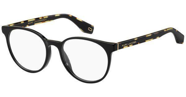 MARC JACOBS Marc Jacobs Damen Brille » MARC 283«, schwarz, 807 - schwarz