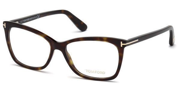 Tom Ford Damen Brille » FT5514«, braun, 052 - braun
