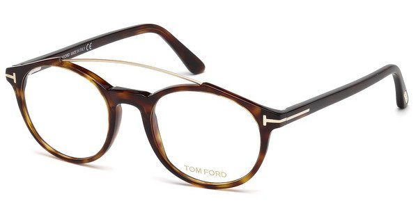 Tom Ford Herren Brille » FT5455«, braun, 055 - havana