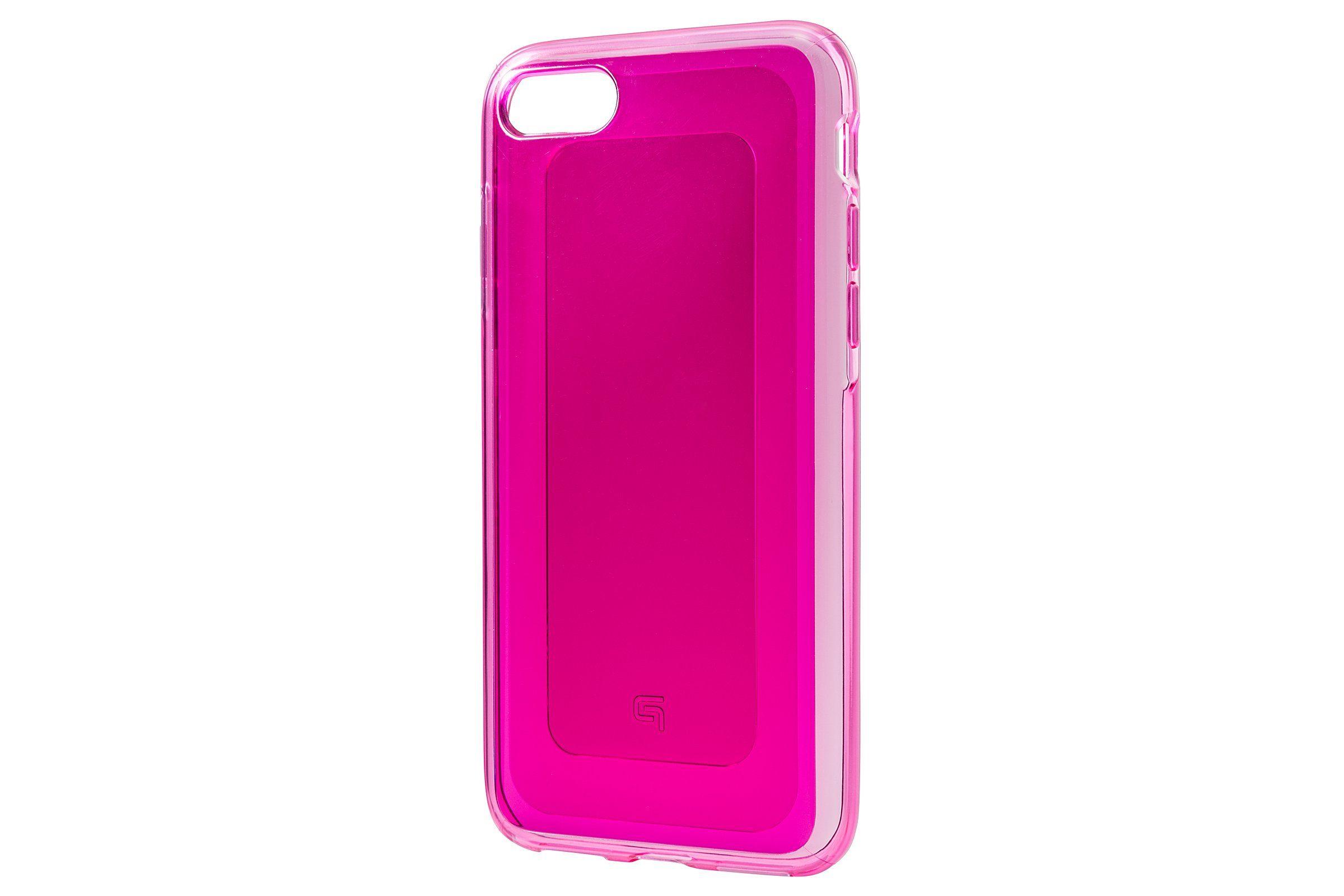 GRAMAS Schutzhülle »GHC446PK Gems Hybrid Hülle iPhone 8/7/6S/6 pink«