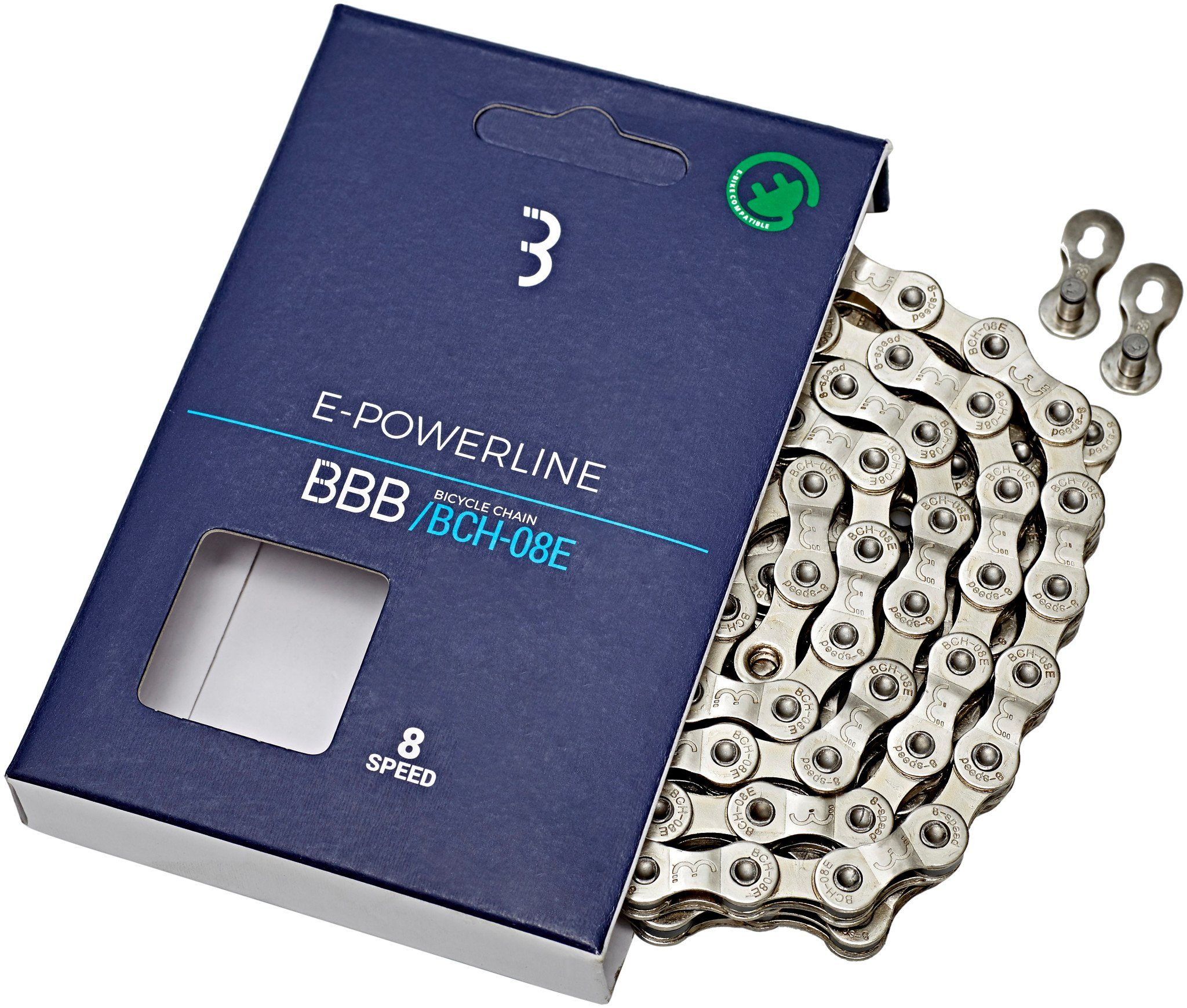 BBB Ketten »E-Powerline E-Bike BCH-8E Kette 8-fach«