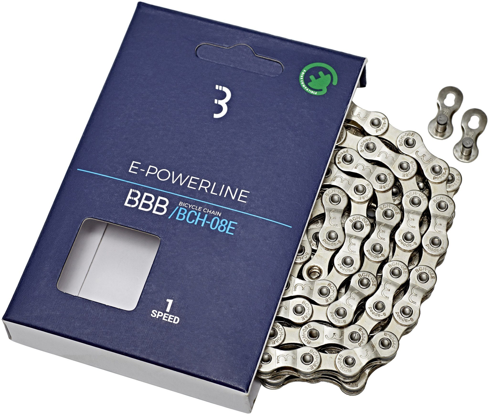 BBB Ketten »E-Powerline E-Bike BCH-01E Kette Singlespeed«