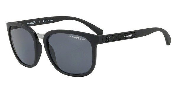 Arnette Herren Sonnenbrille »TIGARD AN4238«, schwarz, 01/4V - schwarz/lila