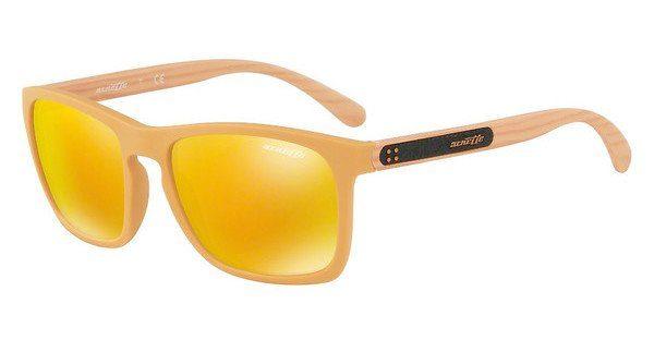 Arnette Herren Sonnenbrille »BURNSIDE AN4236«, gelb, 2457N0 - gelb/ gold