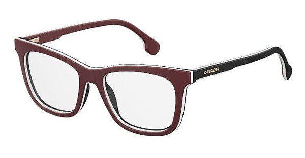 Carrera Eyewear Damen Brille » CARRERA 1107/V«, rot, LHF - rot