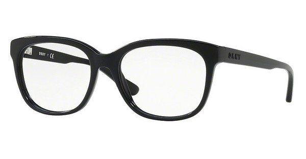 DKNY Damen Brille » DY4677«, schwarz, 3688 - schwarz