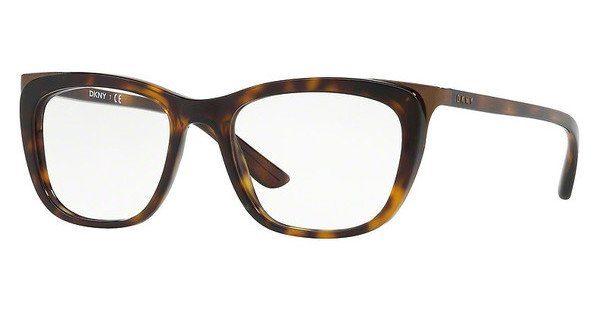 DKNY Damen Brille » DY4680«, braun, 3702 - braun