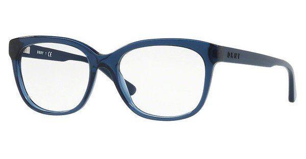 DKNY Damen Brille » DY4677«, blau, 3714 - blau