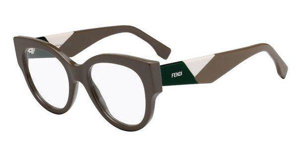 FENDI Damen Brille »FF 0271«