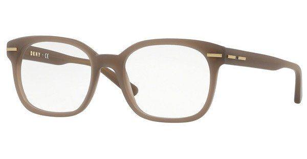 DKNY Damen Brille » DY4675«, braun, 3712 - braun