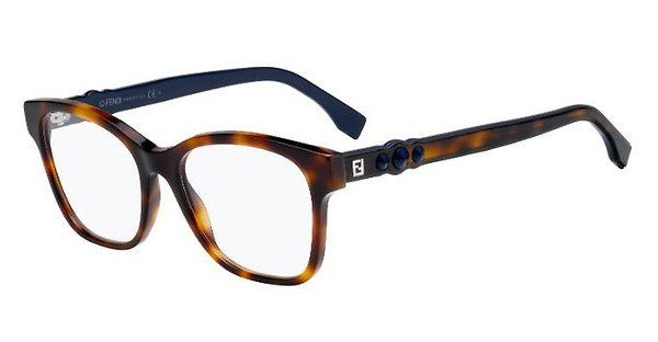 FENDI Damen Brille »FF 0276«