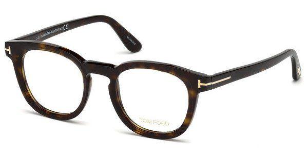 Tom Ford Herren Brille » FT5469«, schwarz, 002 - schwarz