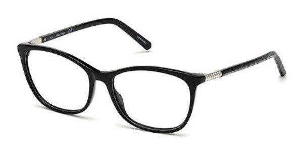 Swarovski Damen Brille » SK5266«, lila, 080 - lila