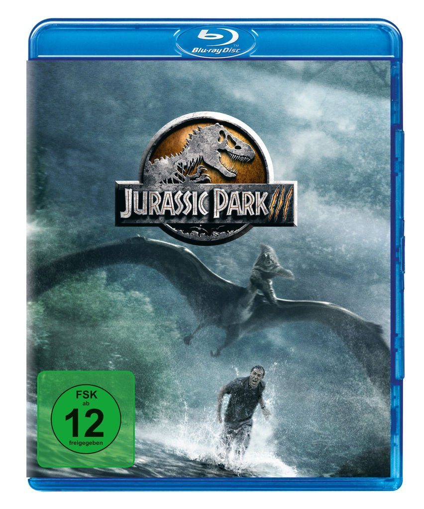 Universal BLU-RAY Film »Jurassic Park 3«