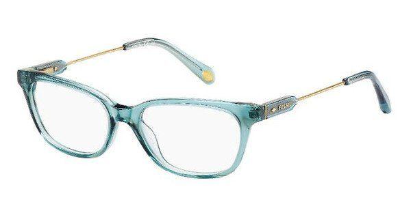 Fossil Damen Brille » FOS 6077«, schwarz, YA2 - schwarz