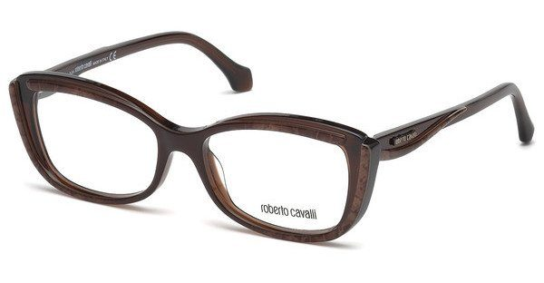 roberto cavalli Roberto Cavalli Damen Brille » RC5044«, braun, 050 - braun