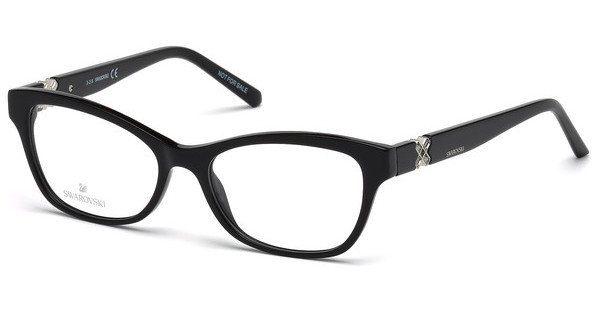 Swarovski Damen Brille » SK5219«, weiß, 025 - weiß