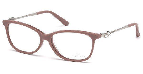 Swarovski Damen Brille » SK5190«, braun, 052 - braun
