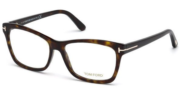 Tom Ford Damen Brille » FT5471«, braun, 052 - braun