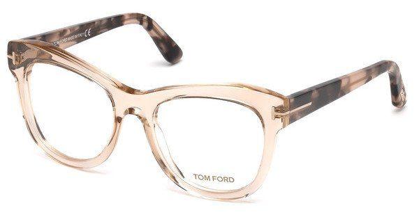 Tom Ford Damen Brille » FT5425«, schwarz, 001 - schwarz